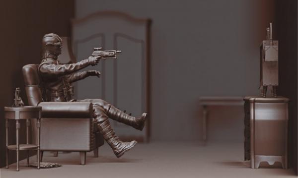 """3D работа в """"СТУДИЮ"""" (Фото 2)"""