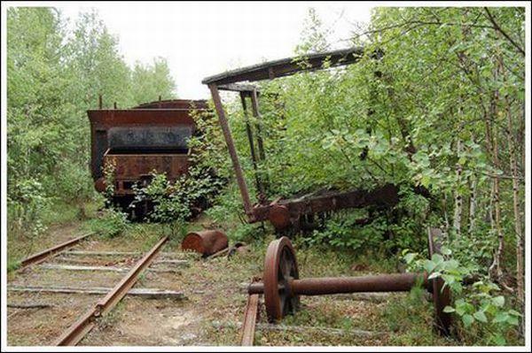 Кладбище паровозов (Фото 8)