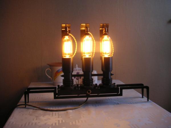 Создание светильника Frank buchwald-а (Фото 5)