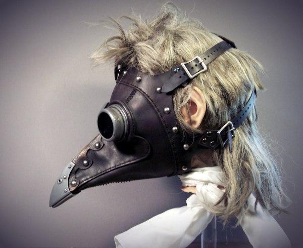"""""""Чумные"""" маски Доктора Банвелла (Фото 5)"""