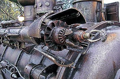 Мангал паровоз (Фото 7)