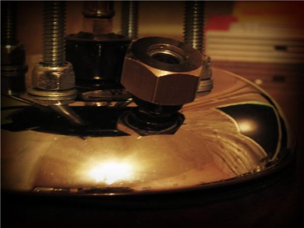 Интим-стимпанк-лампа (Фото 2)