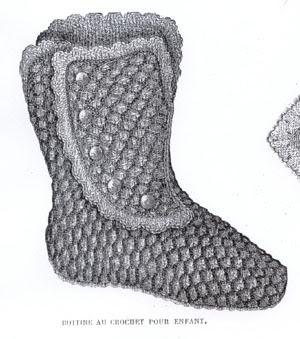 Зимняя мода 1860-х (Фото 21)