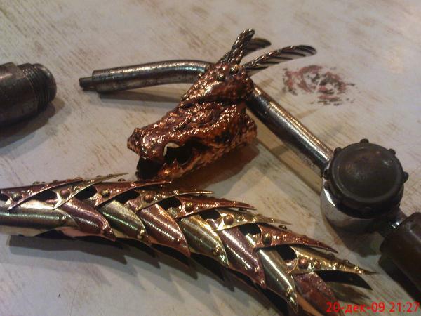 Кольчуга дракона-3 (Фото 5)