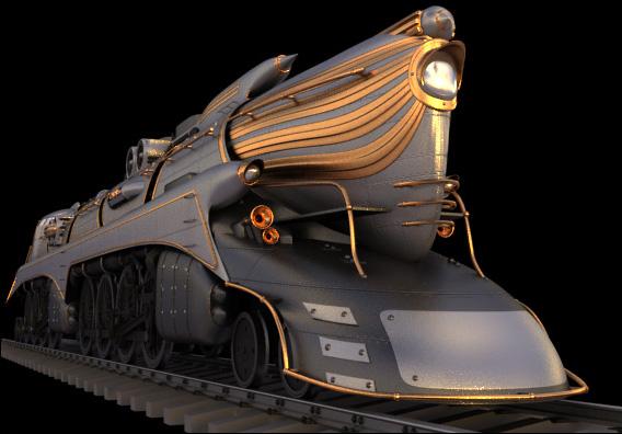 Подборка локомотивов (Фото 14)