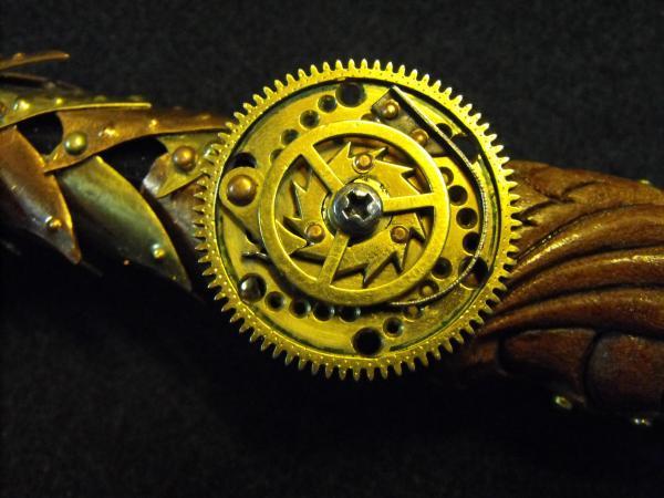 Сапог - инструмент чеканщика. (Фото 10)