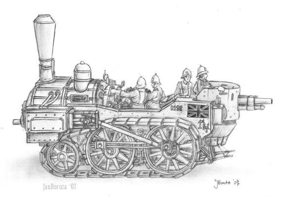 Steampunk admiral (Фото 18)