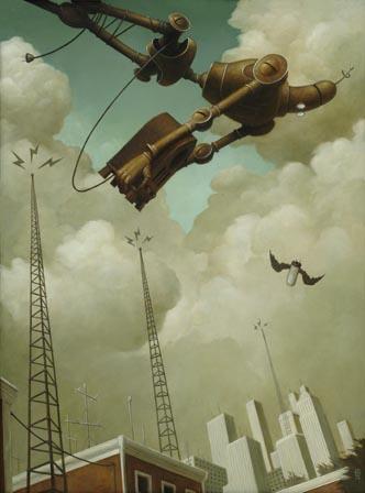 Добрые роботы Brian Despain. (Фото 9)
