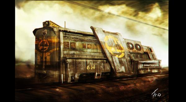 Подборка локомотивов (Фото 10)