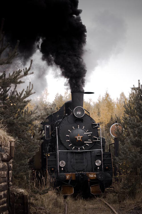 Край - или паровозно-гоночный роман в послевоенной Сибири... (Фото 5)
