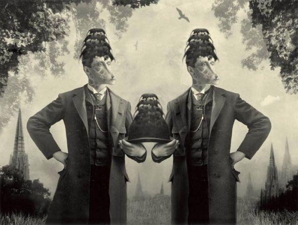 Кривое зеркало Викторианского Сюрреализма. (Фото 7)