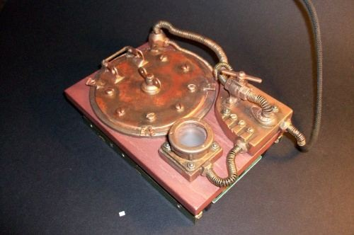 Steampunk HDD (Фото 4)