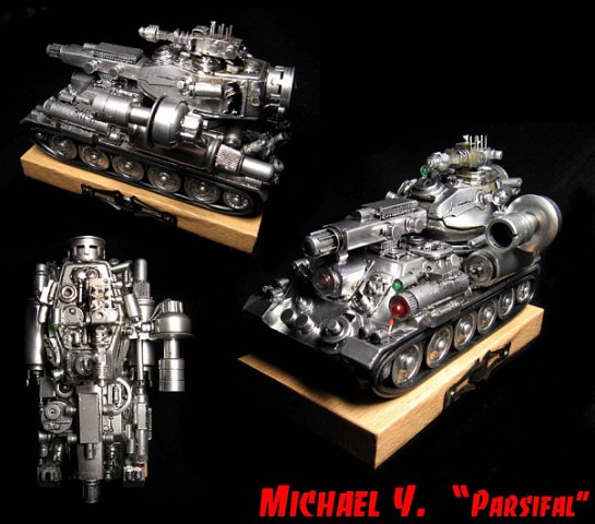 Работы Michael Y (Фото 2)