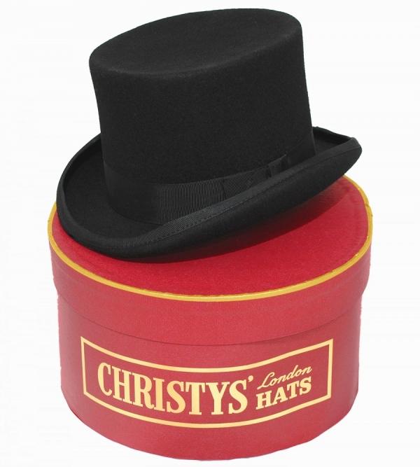 Продается шляпа-цилиндр ручной работы сделанная в известном лондонском шляпном доме Christys' Hats, который с 1773...