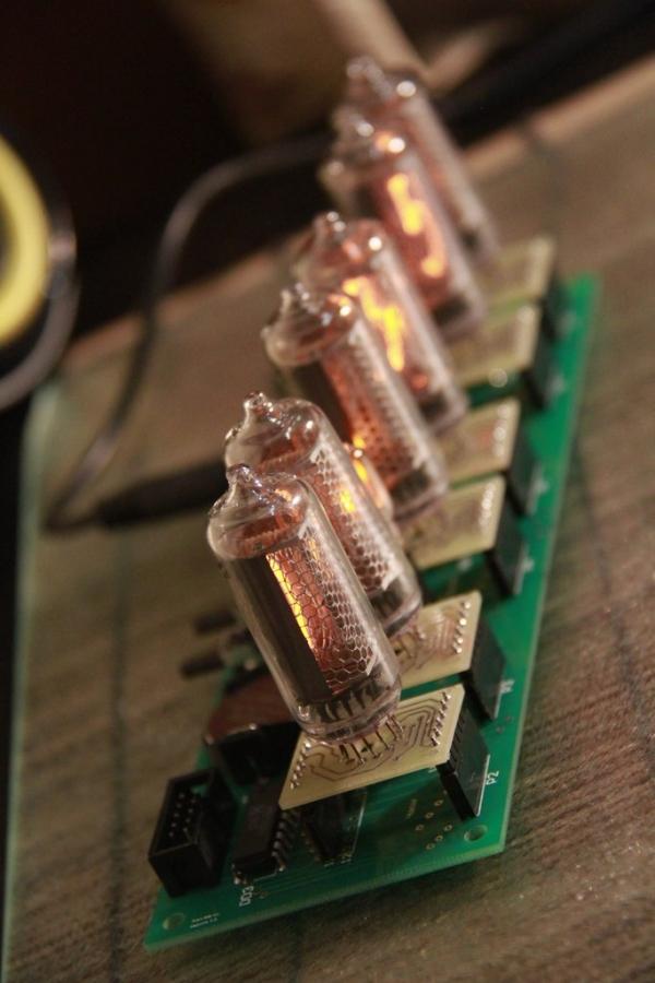 Если Вы хотите сделать свой корпус для часов на лампах (газоразрядных индикаторах 60-80х годов производства), но не...