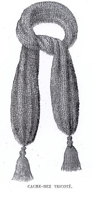 Зимняя мода 1860-х (Фото 26)