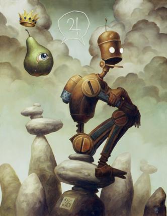 Добрые роботы Brian Despain. (Фото 20)