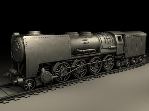 Подборка локомотивов (Фото 2)