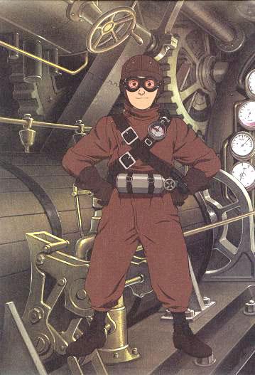 Steamboy [2004] (Фото 3)