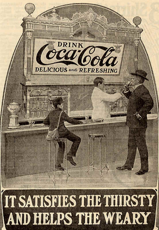 Газетная реклама Coca-Cola (Фото 14)