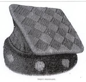 Зимняя мода 1860-х (Фото 30)