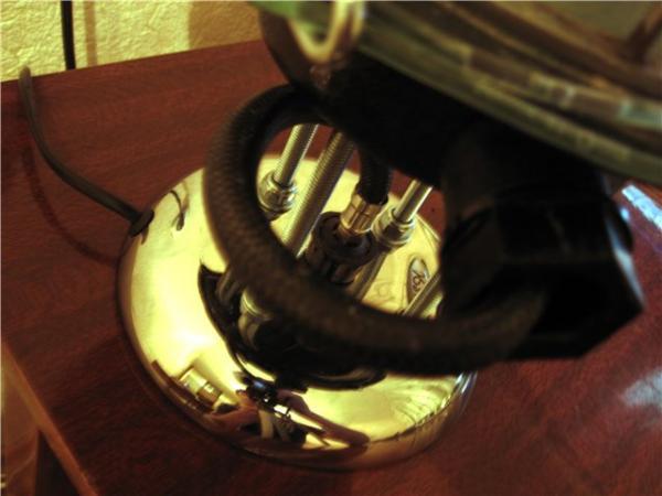 Интим-стимпанк-лампа (Фото 3)
