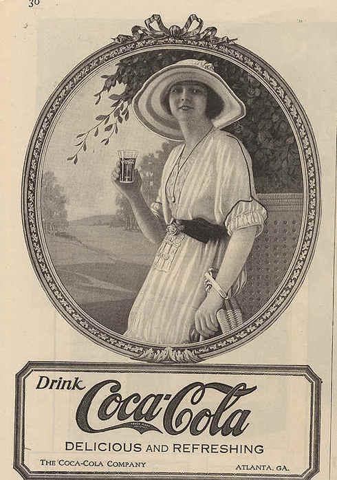 Газетная реклама Coca-Cola (Фото 7)