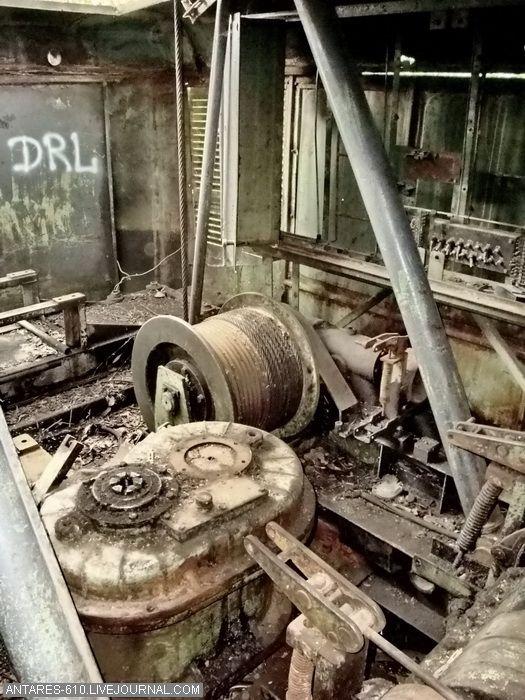 Кладбище поездов в Воскресенске (Фото 14)