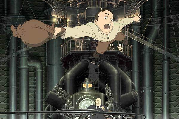 Steamboy [2004] (Фото 7)