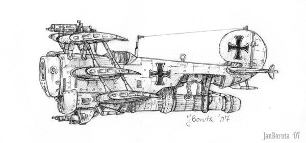 Steampunk admiral (Фото 23)
