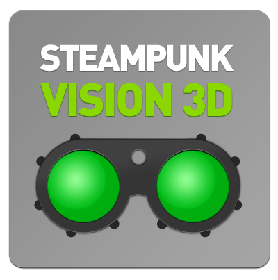 """Steampunk Vision"" of Steamimpactor"