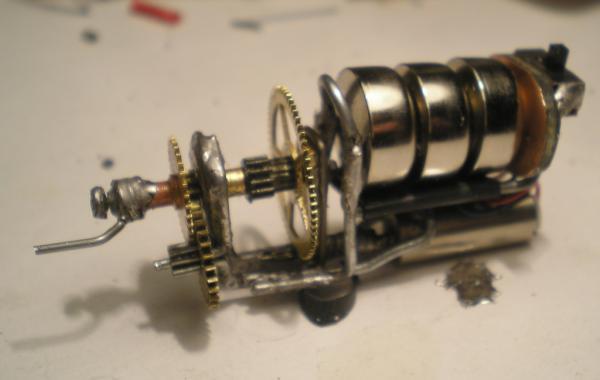 Прочие мои поделки - механические козявки. Не стим, зато родные в доску )) (Фото 26)