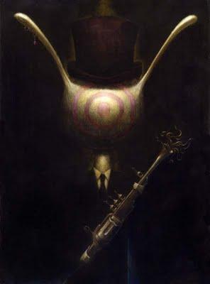 Cюрреализм в стиле стимпанк от художника Билла Кармэна(Bill Carman) (Фото 11)