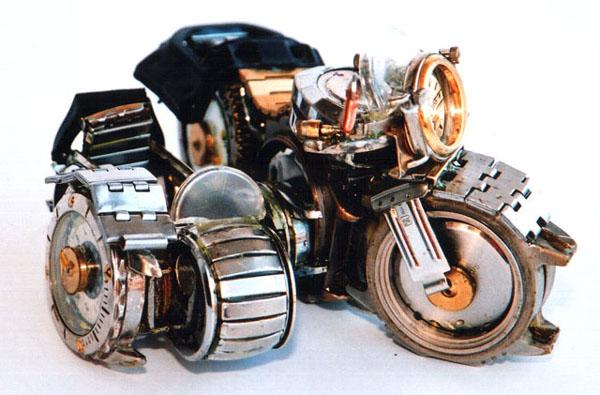 Мотоциклы José Geraldo Reis Pfau. (Фото 21)