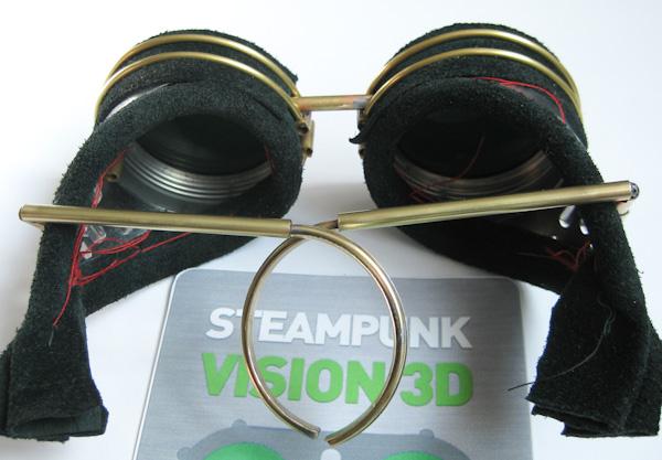 "Очки для конкурса ""STEAMPUNK-VISION 3D"" часть 1 . (Фото 30)"