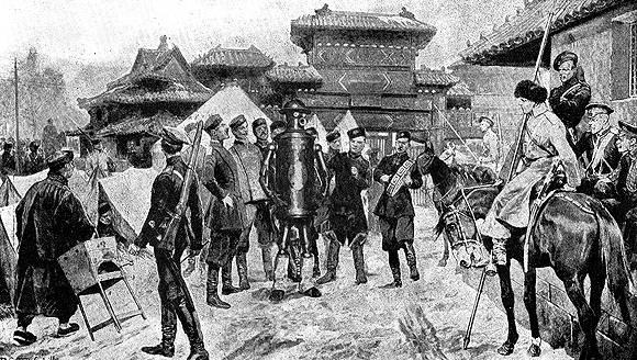 Boilerplate участвовал и в Русско-Японской войне. 1904г