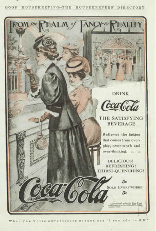 Газетная реклама Coca-Cola (Фото 15)