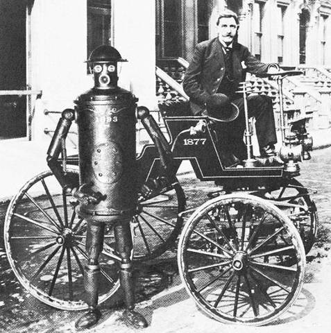 Boilerplate и его создатель Арчибальд Кэмпион