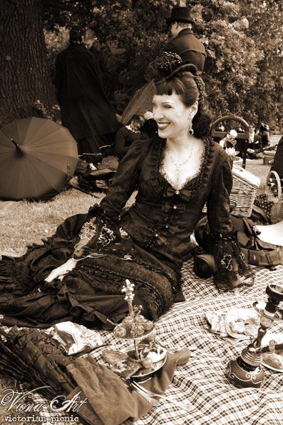 Викторианский пикник (Фото 4)