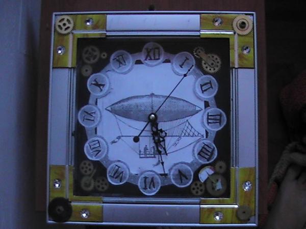 Мои часы и мушкет. (Фото 3)