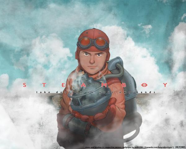Steamboy [2004] (Фото 6)