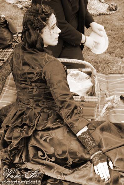 Викторианский пикник (Фото 7)