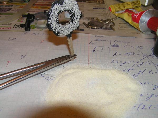 как я делал ржавчину (коррозию)) (Фото 8)