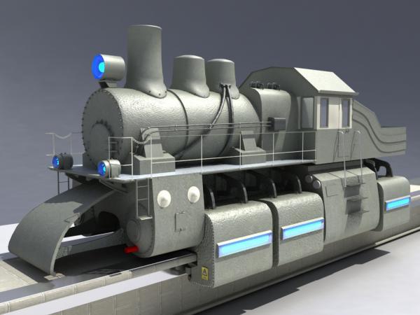 Подборка локомотивов (Фото 17)