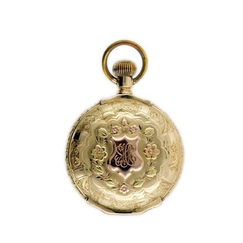 Часы-медальоны Викторианской эпохи (Фото 11)