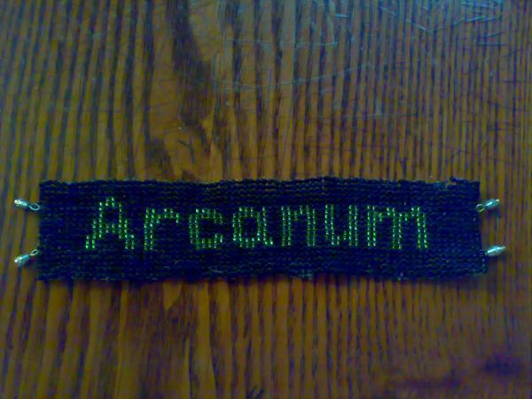 """Браслет """"Arcanum"""""""