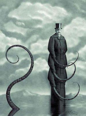 Кривое зеркало Викторианского Сюрреализма. (Фото 16)