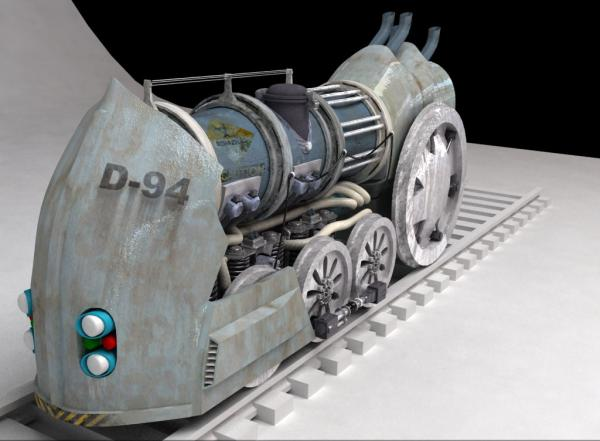 Подборка локомотивов (Фото 16)