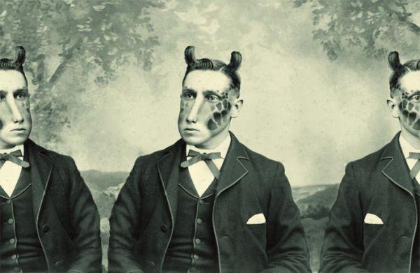 Кривое зеркало Викторианского Сюрреализма. (Фото 5)
