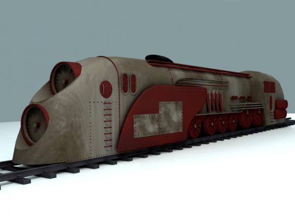 Подборка локомотивов (Фото 22)